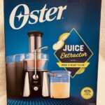 Oster juice extractor, 32 ounce pitcher two speeds approx $100