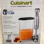 Cuisinart Variable Speed Hand B lender. Store+Pore. Approx $50